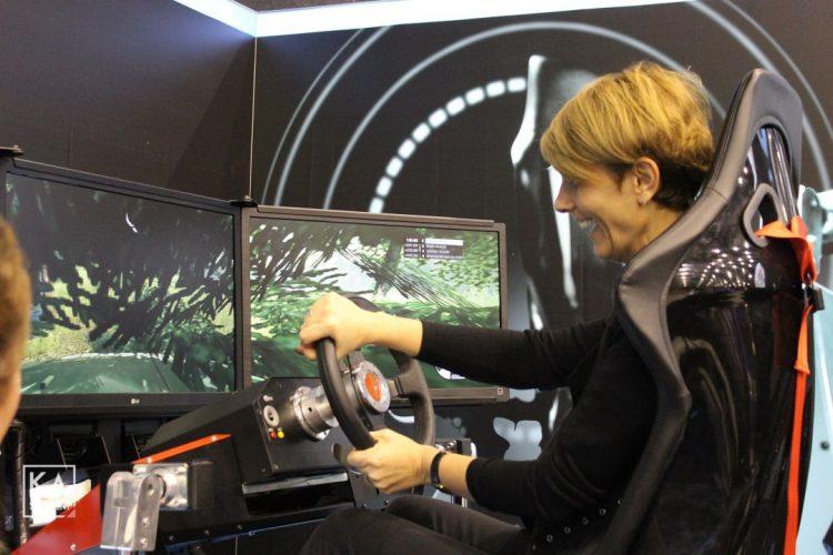 Symulator Rajdowy WRC